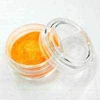 Glitter Neon Rainbow Orange 10ml