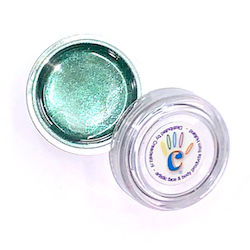 Mica Powder Green